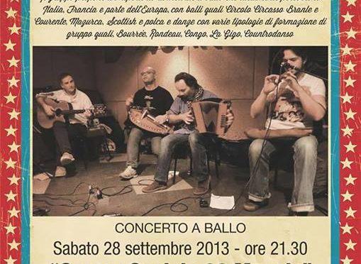 CONCERTO A BALLO degli YATRIAH – Folk Music