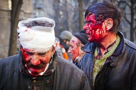 Vi racconto la vita sotto la rivolta di Maidan