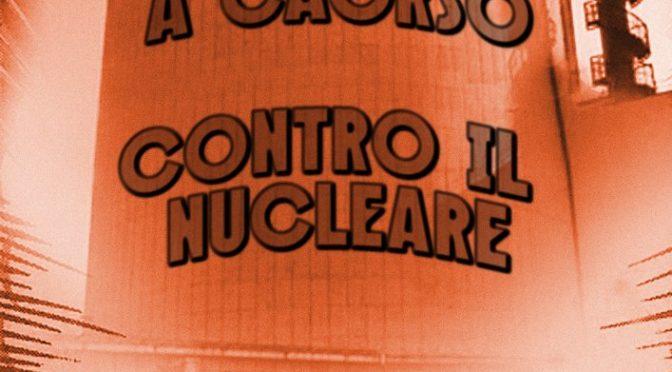 Corteo Contro il Nucleare
