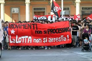 Il movimento non si arresta! Liberi Tutti!