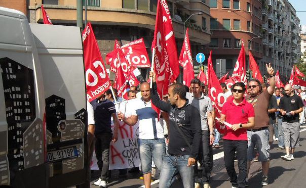 Solidarietà a Fulvio… Grave atto intimidatorio nei confronti