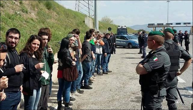 Stato di Polizia: ne parliamo con Cremaschi – Dosio – Pezzucchi