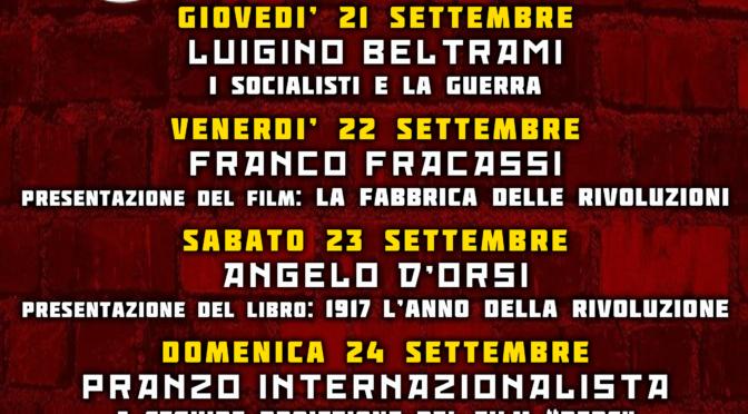 festa della rivoluzione