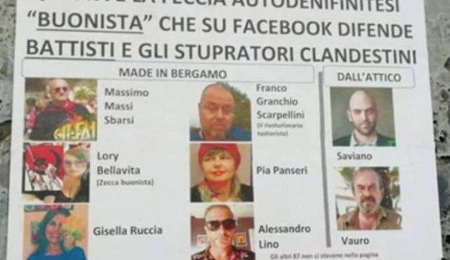 SOLIDARIETA' AI COMPAGNI DI BERGAMO