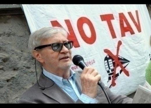 No Tav: intimidazione contro Vattimo, indagato