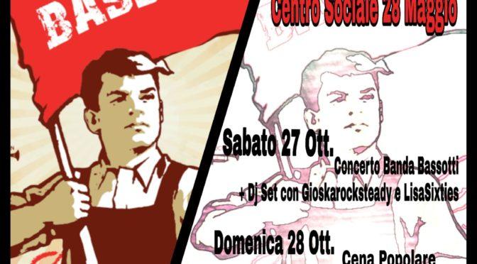 FESTA PER I 20 ANNI DEL CS 28MAGGIO